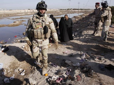 Suicide bomber kills 22, wounds 44 in Iraq