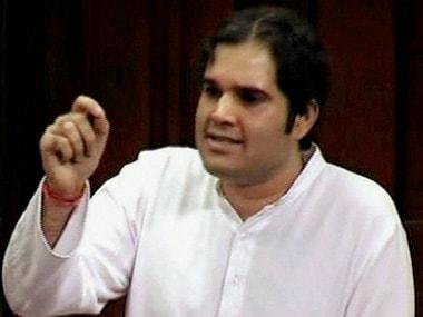 File image of Varun Gandhi. PTI