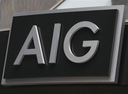 AIG is the new Apple of hedge fund managers' eyes - report