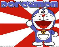 Doremon cartoon. Screen grab