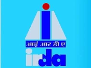 The IRDA logo. Image courtesy IRDA.
