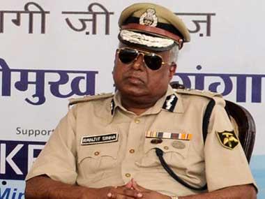 CBI Director Ranjit Sinha. Image courtesy PIB