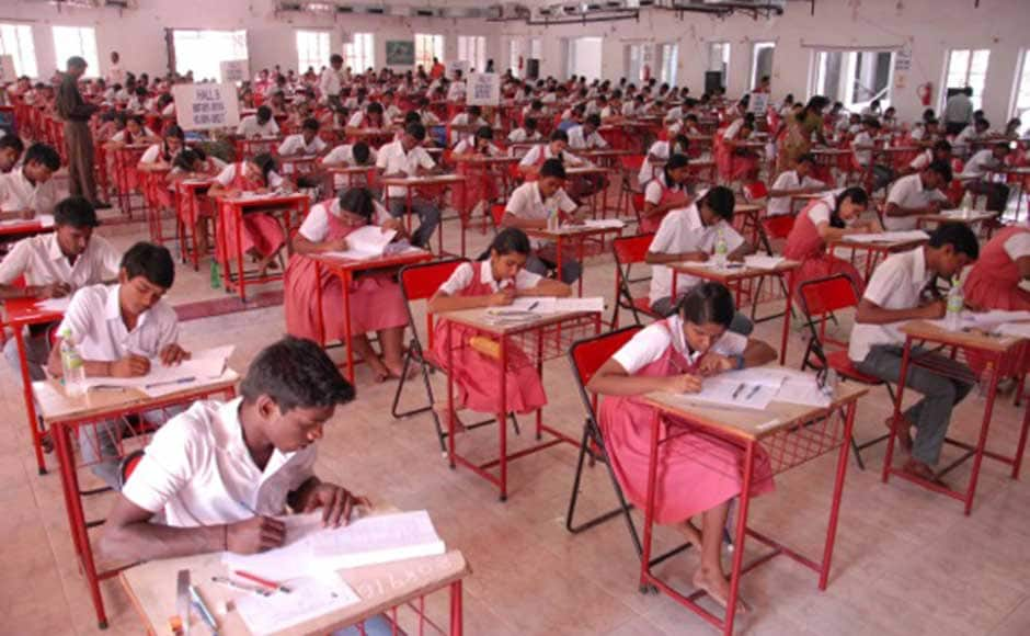Students during the CBSE exam. Firstpost
