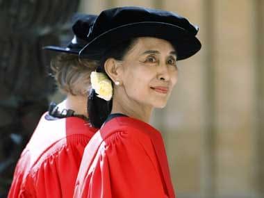 Rohingya crisis: Kerala Islamic outfit wants Aung San Suu Kyi's Nobel peace prize revoked