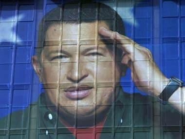 Hugo Chavez. AP