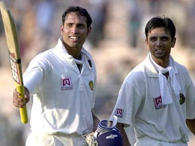 Rahul Dravid says VVS Laxmans 281 at Eden Gardens is the greatest innings played by an Indian cricketer