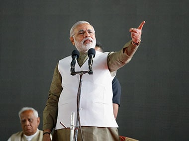 Narendra Modi's speech was crude, effective and unsettling. Reuters