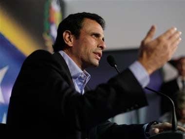 Should Venezuelas opposition leader risk contesting polls now?