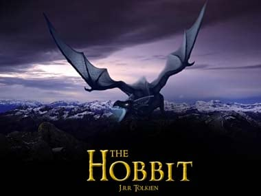 A poster of The Hobbit.