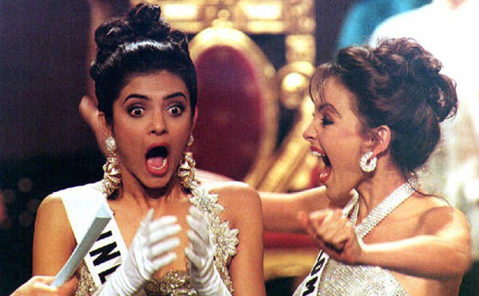 Images: Memorable Miss Indias over the years