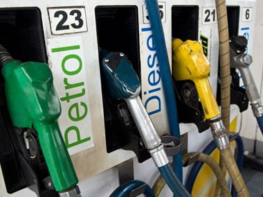 Hike in diesel prices for bulk consumers, non-subsidised LPG price slashed