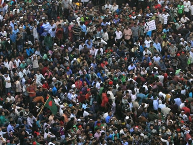 Bloodthirsty non-violence: The paradox of Shahbag protests