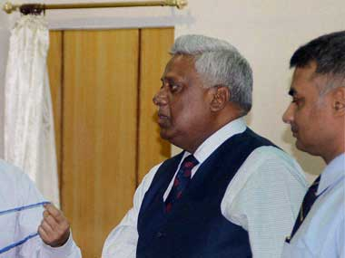 Will the CBI's report spell more trouble for the Law Minister? PTI