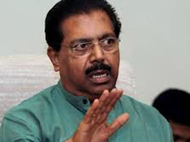 PC Chacko. Image courtesy CNN-IBN