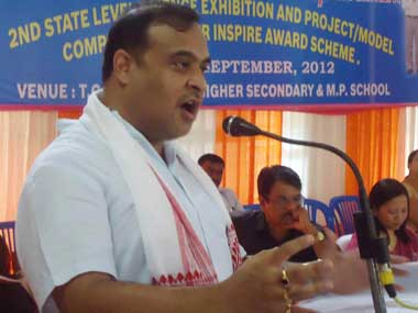 Gogois former right hand man to join BJP as RSS quietly moves into Assam