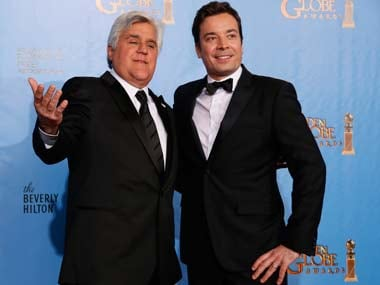 JayLeno_JimmyFallon_Reuters