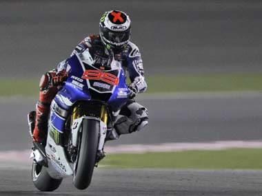 Lorenzo wins season-opening MotoGP