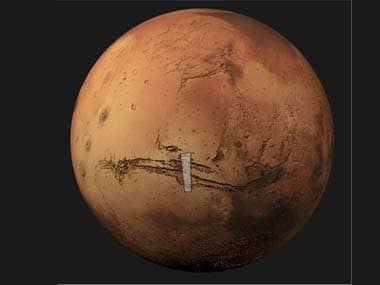 Buzz Aldrin envisions human colony on Mars by mid 2030