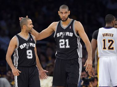 NBA: San Antonio Spurs great Tim Duncan returns to team as assistant under longtime head coach Gregg Popovich