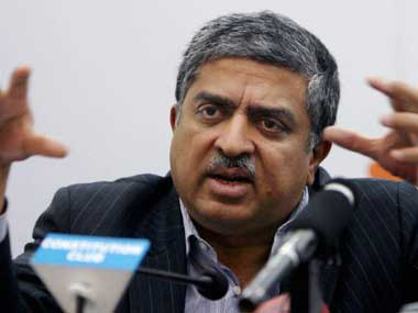 Nandan Nilekani says that Aadhaar helped India save  billion by preventing misuse of beneficiary welfare schemes