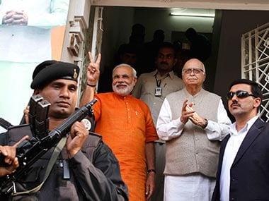 Advani and Modi ties: From guru-shishya to frenemies
