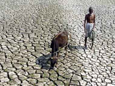 Water scarcity. Reuters