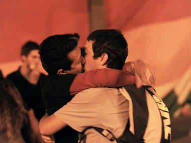 Uruguayan lawmakers vote to legalise gay marriage