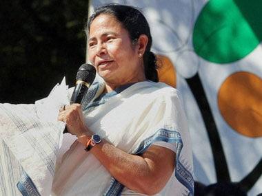 Mamata Banerjee. Agencies.