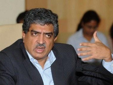 Nilekani geared up for acceleration of Aadhaar enrolment