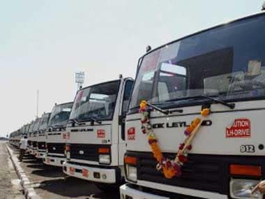 Ashok Leyland fourth quarter net declines 12% at Rs 653 cr; says on way to successful introduction of BS-VI