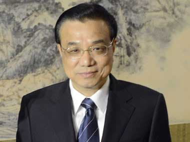 Chinese Prime Minister Li Keqiang. AFP