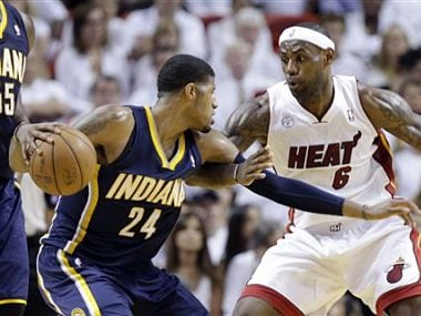 Heat beats Pacers 90-79 to take 3-2 series lead
