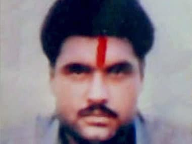 Sarabjit Singh. PTI