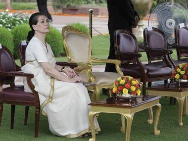 Sonia Gandhi. Reuters