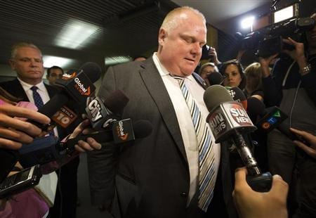 Toronto mayor loses two more top aides after crack scandal