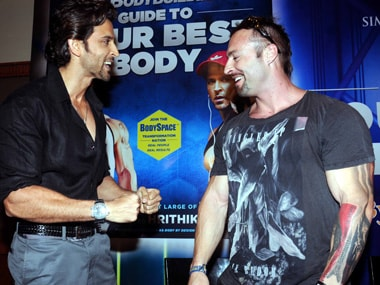 Eat eight meals a day and get Hrithik Roshans body