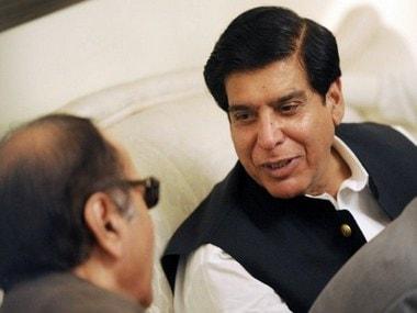 Raja Pervez Ashraf. AFP