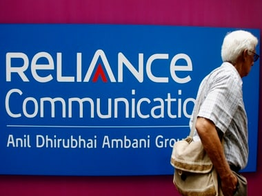 Reliance Communications shares plummet 21% at close; investor wealth down by Rs 3,200 cr in 2 weeks