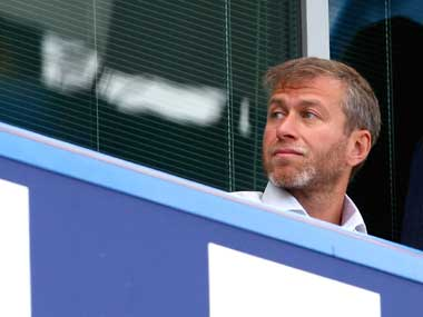 File image of Roman Abramovich. Getty Images