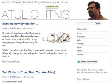 Indian tech world mourns death of open source software guru Atul Chitnis