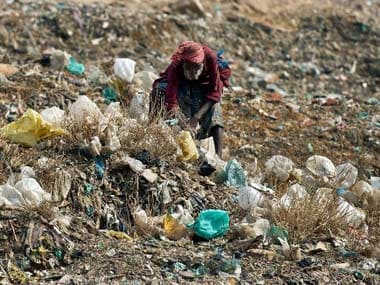 Indians are all litter bugs: AFP