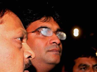 Meiyappan has been accused of being part of an illegal betting racket. PTI