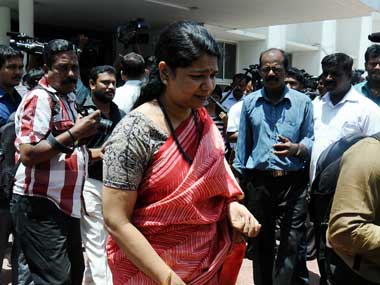 DMK double standards: When Kanimozhi matters more than Sri Lanka