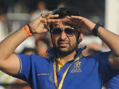 Raj Kundra: Image from BCCI