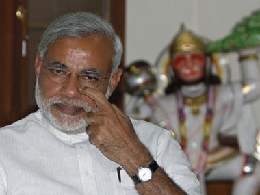 Why Narendra Modi avoided Ayodhya visit: Development over sants
