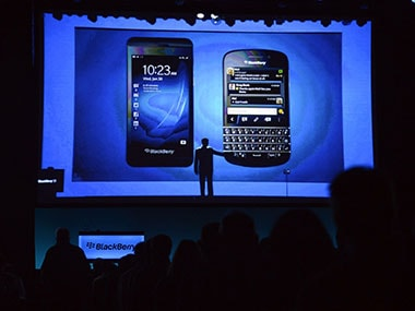 BlackBerry posts more-than-expected loss, disappoints markets
