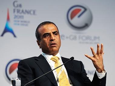 Bharti Airtel chairman Sunil Bharti Mittal. Reuters