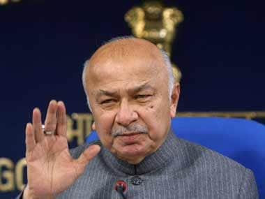 Shinde was visiting the state to review rescue operations. PTI