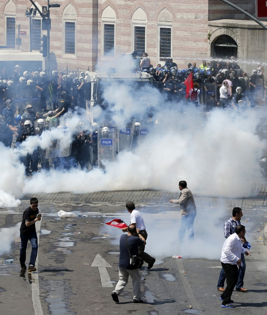 Turkish anti-govt protests toll rises to two