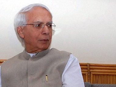 Congress leader VC Shukla. PTI